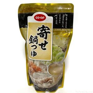 コープの『寄せ鍋つゆ 750g』がシンプルで美味しい!