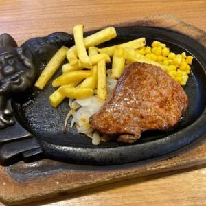 ブロンコビリーのランチ『炭焼きやわらかランチステーキ』が肉の旨味で超おいしい!