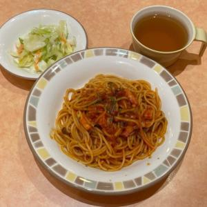 サイゼリヤのランチ『スパゲッティアラビアータ』がピリ辛トマト味で超おいしい!