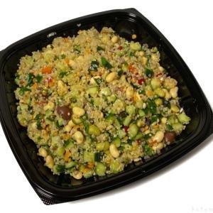 コストコの『ヴィーガンキヌアサラダ』がレンズ豆たっぷりで超おいしい!