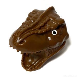 ダイソーの『ぐにゅぐにゅティラノサウルス』が口から何かを出す玩具!