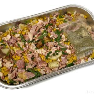 コストコの『ジャーマンポテト』がベーコンにジャガイモとハーブソルトで超おいしい!