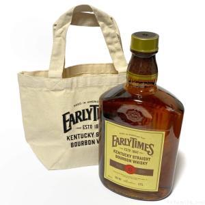 コストコでお酒の付録『アーリータイムズ オリジナル ミニトートバッグ』が可愛い!