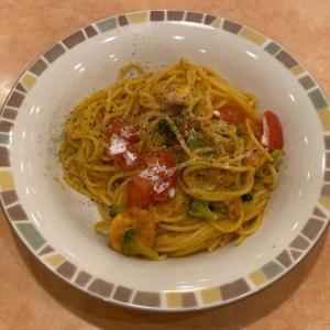 サイゼリヤの『エビとブロッコリーのオーロラソース』がトマトも入ったパスタで超おいしい!