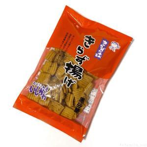 おとうふ工房いしかわの『きらず揚げ 黒砂糖』がやさしい甘さで超おいしい!