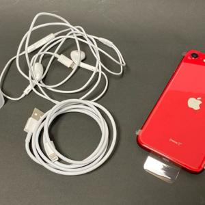 Appleの『iPhone SE (PRODUCT)RED(第2世代)』を赤色を買いました!