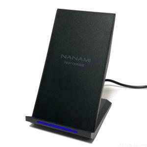 スタンド型Qi充電器『NANAMI Qiワイヤレス充電器』が使いやすい!
