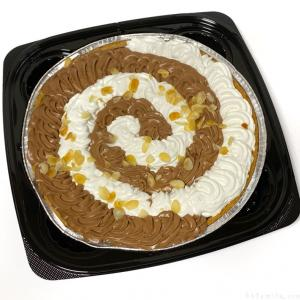 コストコの『チョコココタルト』がココナッツとクリームで超おいしい!