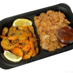 コストコの『ガーリックシュリンプ&プルドポーク』がホロホロ豚肉で超おいしい!