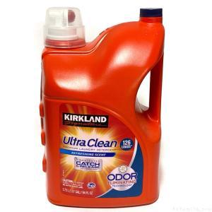 コストコの『カークランド ウルトラ液体洗濯洗剤』が良い香り!