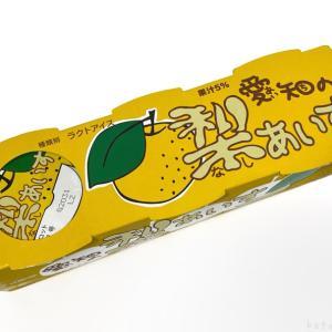 中央製乳の『愛知の梨アイス』がミルク感と梨の組み合わせが超おいしい!