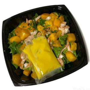 コストコの『マンゴーシュリンプサラダ』がフルーツのようなサラダで美味しい!