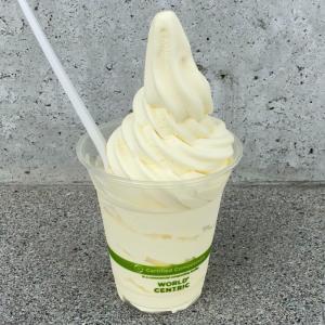 コストコの『チーズソフトクリーム』が爽やかなチーズで超おいしい!