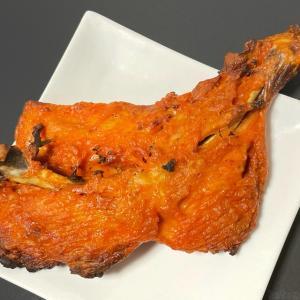サイゼリヤの『骨付きももの辛味チキン』がテイクアウトも出来て超大きい!