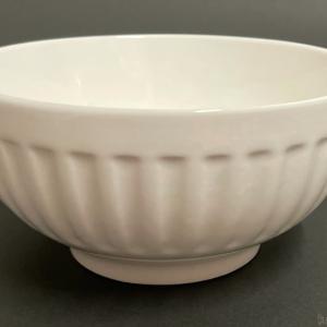 100均の『カフェオレボウル 白』がシンプルな白でオシャレ!