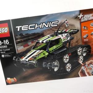 レゴの『テクニック RCトラックレーサー 42065』がラジコンで面白い!