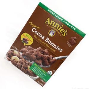 コストコの『ANNIE'S ココアシリアル』がサクサク美味しい!