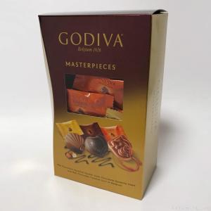 コストコの『ゴディバ マスターピース シェアリングパック 45粒入』が超おいしい!
