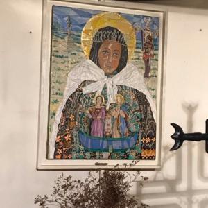 クリスタルチャネリングの記録     聖女サラの丸玉   赤オブシディアン  宮崎県Sさん