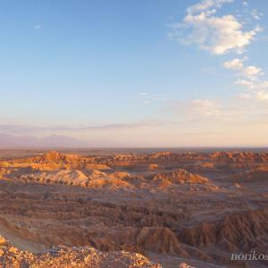 まるで異星!?アタカマ砂漠の月の谷ツアー!!