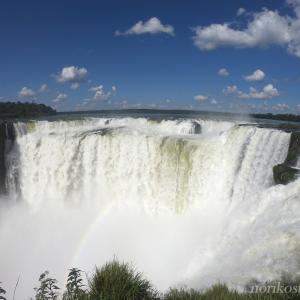 世界三大瀑布の迫力とは!?イグアスの滝ボートツアー!!