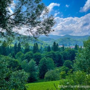 大自然が美しい!ウクライナの山岳リゾート地ヤレムチェが最高過ぎる!