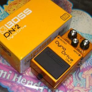 BOSSの人気無いやつを仕入れたっス。悪くないとゆーか、イイ。Dyna Drive DN-2