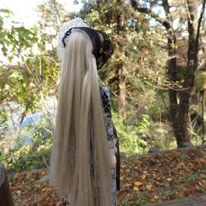 すきとおった銀の髪 ~J-doll編~