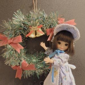 ベッツィーたちのクリスマス準備☆