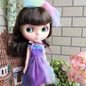 紫陽花の妖精さん☆