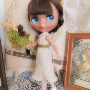 リカちゃんキャッスルのドレス♡