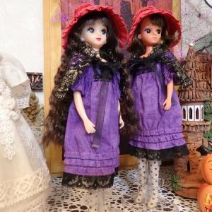 リカちゃんにも魔女服