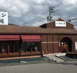 久し振りに、麺匠 つかさ 佐久平店(佐久市)
