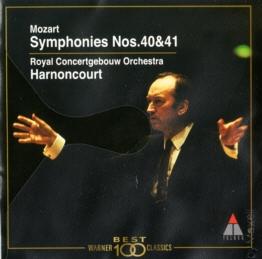 アーノンクール:Mozart Sym No.40