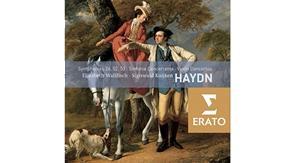 Haydn:ヴァイオリンCon No.4 ほか