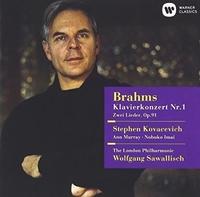 コヴァセヴィチ:Brahms Piano con No.1(再)