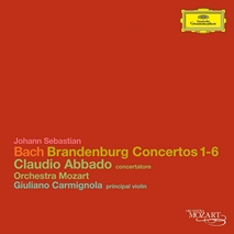 C.アバド:Bach Brandenburg Concertos