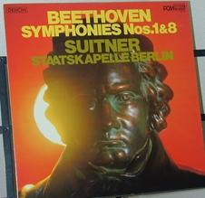 スウィトナー:Beethoven Sym No.8 (更新)