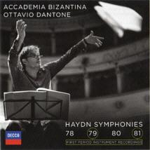 O.ダントーネ:Haydn Sym No.80