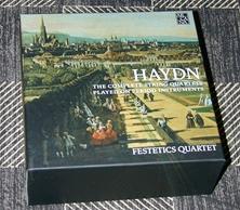 フェシュテティーチSQ:Haydn「日の出」