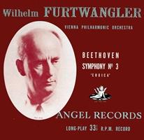 フルトヴェングラー:Beethoven「英雄」 VPO(2枚)