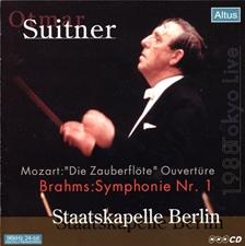 スウィトナー:Brahms Sym No.1(3枚)