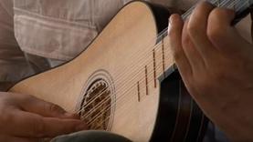 バロックギターのファンダンゴ