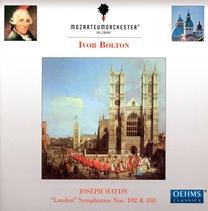 I.ボルトン:Haydn Sym No.102 (更新)