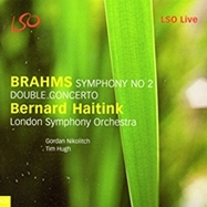 ハイティンク:Brahms Sym No.2 (更新)