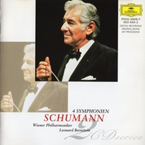 バーンスタイン:Schumann Sym No.1≪春≫ (更新)
