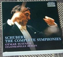 スウィトナー:Schubert Sym No.4 「悲劇的」【更新】