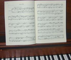 楽譜の紙サイズ