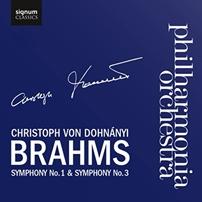 ドホナーニ:Brahms Sym No.1 (2009)