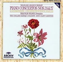 M.ビルソン&ガーディナー:Mozart piano Con No.24
